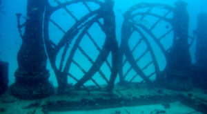 There's A Sunken City Lurking Beneath The Sea In Florida And It's As Eerie As It Sounds