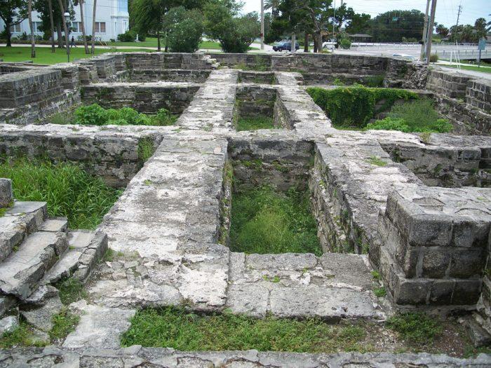 5. Turnbull Ruins, New Smyrna Beach