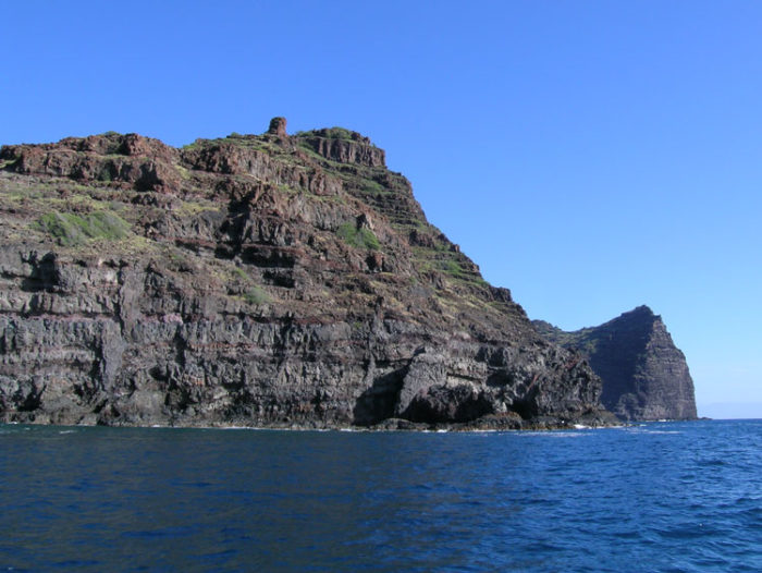 6. Approximately 80 percent of Niihau's income comes from a small Navy installation sitting atop 1,300-foot cliffs.