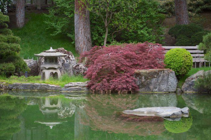 9. Nishinomiya Japanese Garden, Spokane