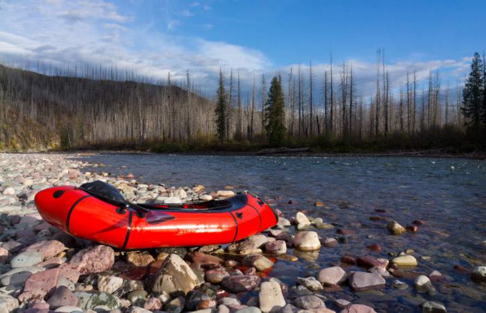 8. The North Fork Flathead River