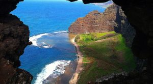 The Ancient Hawaiian Fishing Village Only Accessible Via Boat
