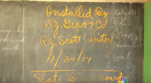 A Hidden Treasure Uncovered At An Oklahoma School Will Remind You Of A Simpler Time