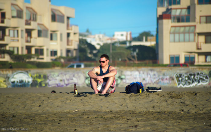 4. San Franciscans are often accused of being flaky. Just remember: it's not you, it's them…