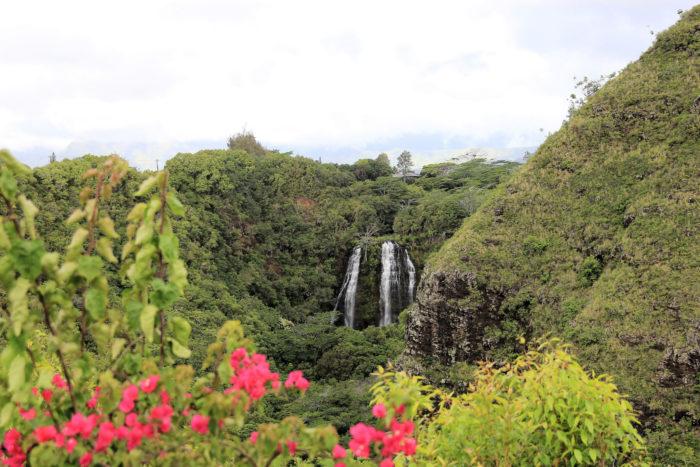4. Opaekaa Falls