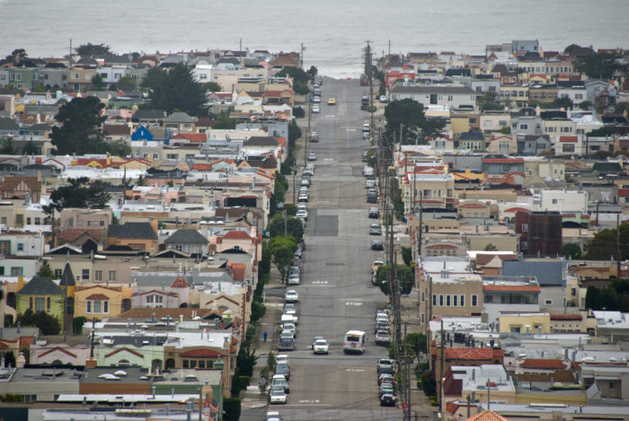 8. Outer Sunset