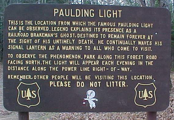 Pauldingsign