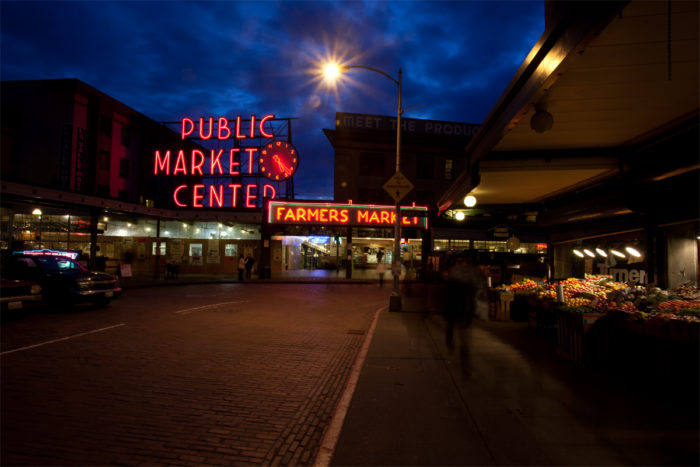 3. Pike Place Market