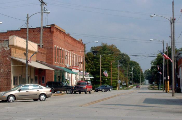 6. Pine Village