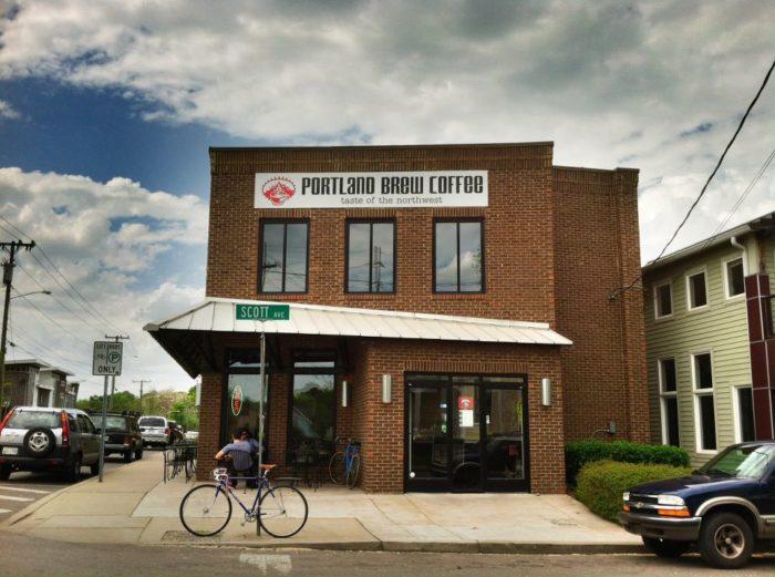 4. Portland Brew East