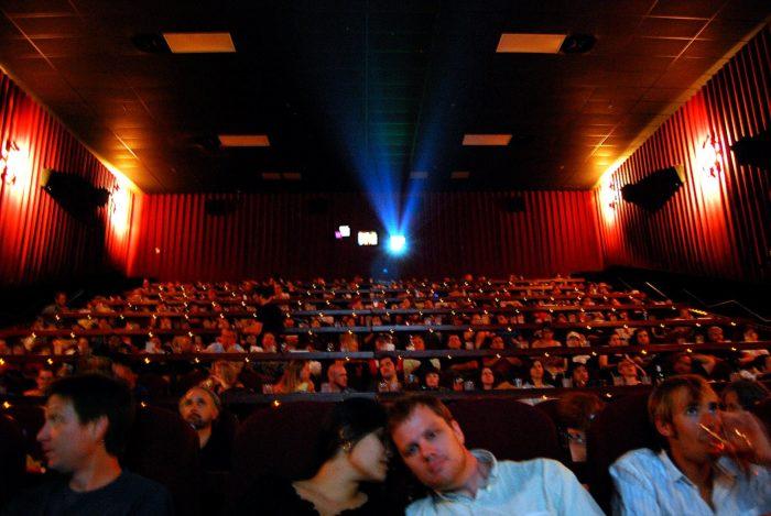 3. We take movies very seriously.