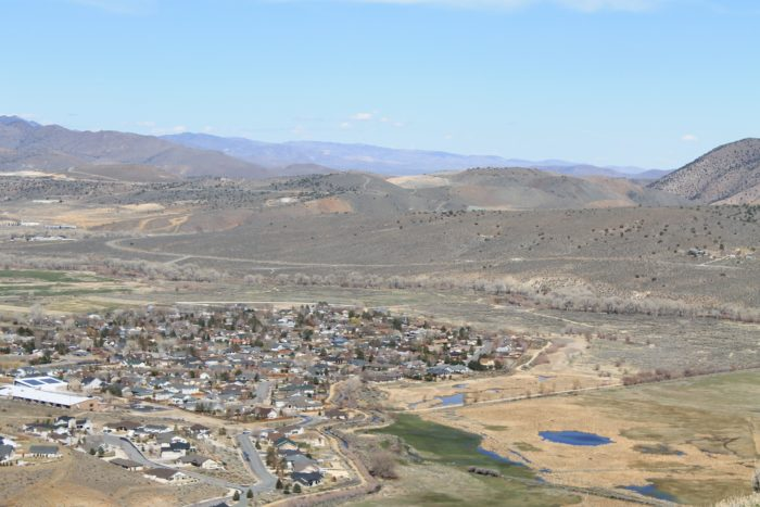 11. Prison Trail – Carson City