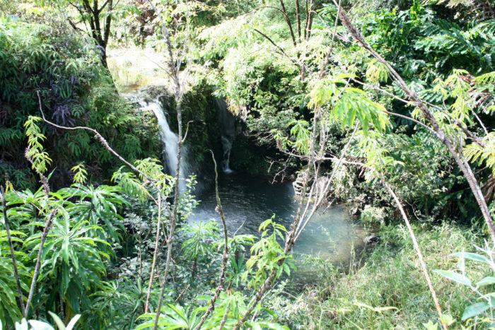 6. Pua'a Ka'a Falls