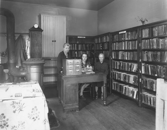 5. Seaford Library, 1920s
