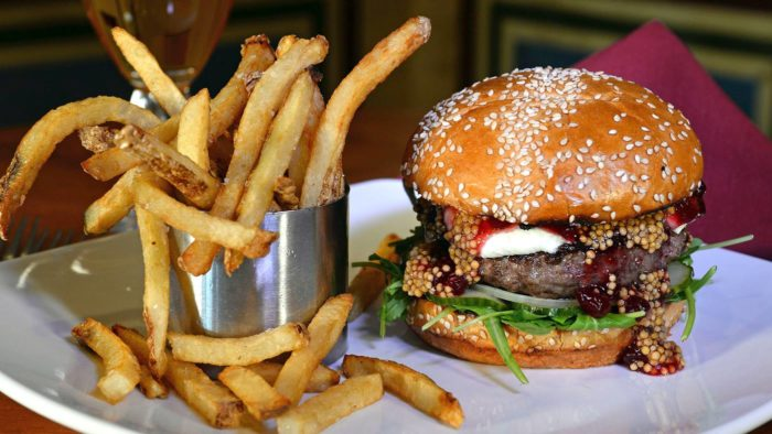 (Not a fan of trying new food? Don't worry; Ragnar's also serves familiar favorites like Wagyu beef burgers, pasta, and seafood.)