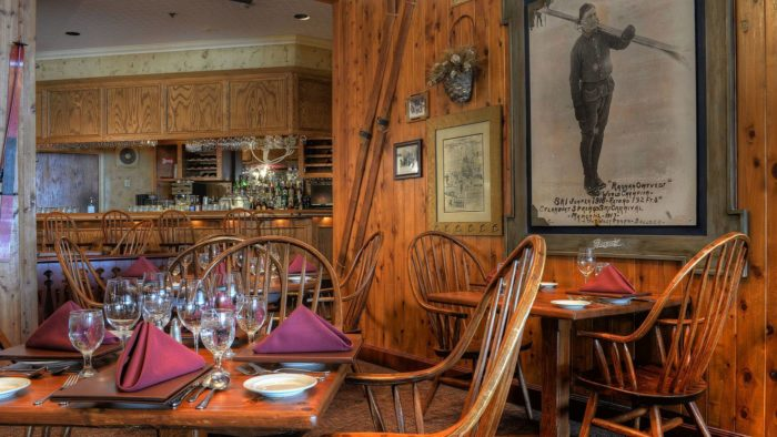 If you need to get away, make sure to check out the cozy and secluded Ragnar's for a memorable five-course dinner, transportation, and a feeling of peace that you won't find anywhere else.