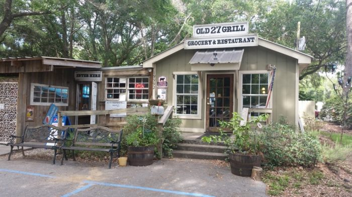 10. Old 27 Grill - Fairhope