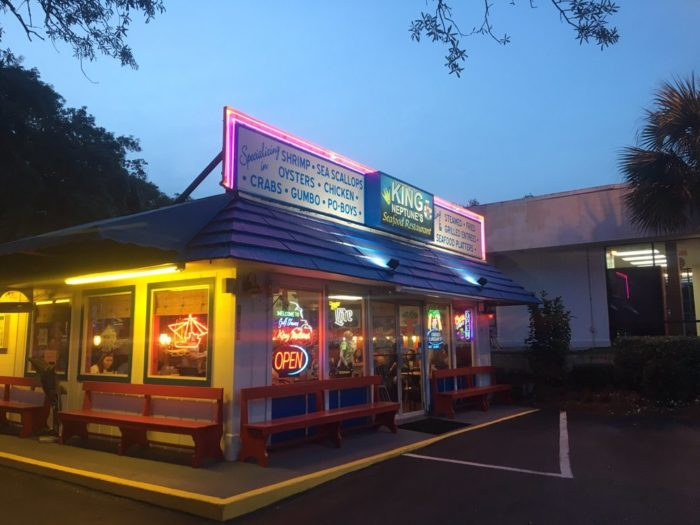 7. King Neptune's Seafood Restaurant - Gulf Shores