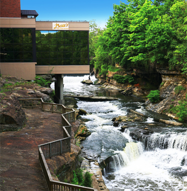 1. Beau's on the River (Cuyahoga Falls)