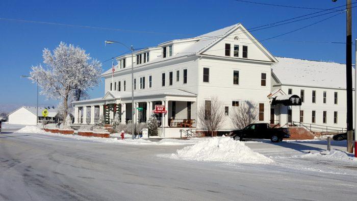 1. Sacajawea Hotel, Three Forks