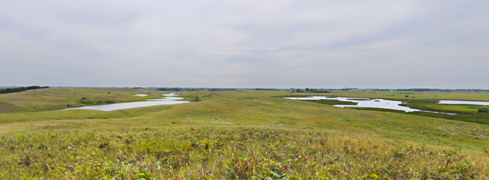 12. Glacial Lakes State Park