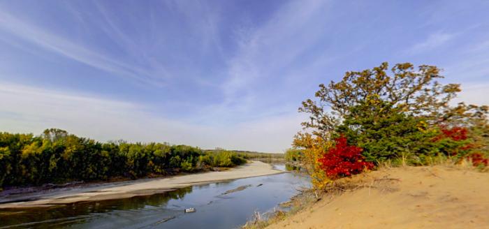 2. Minnesota Valley State Recreation Area