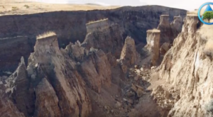 The Earth Is Swallowing Itself In Wyoming And It's Kind Of Terrifying