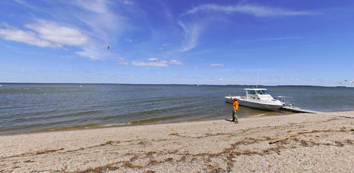 15. Garden Island State Recreation Area