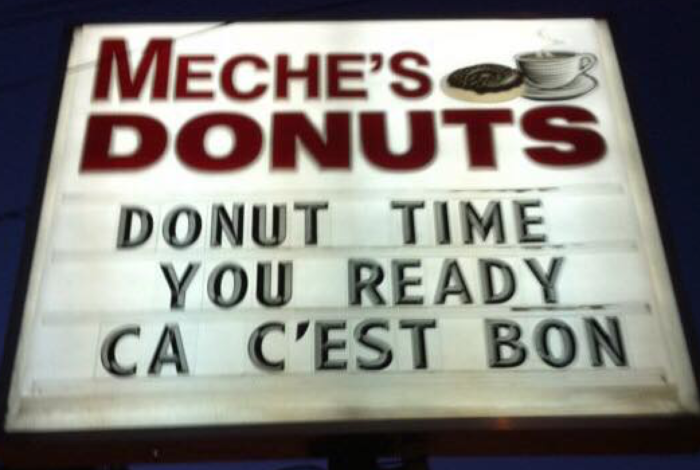 There are a few bakeries that bear the Meche name, but it is the one in New Iberia that is simply the best.