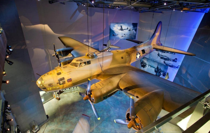 If you're interested in WWII history, you absolutely need to explore this museum.