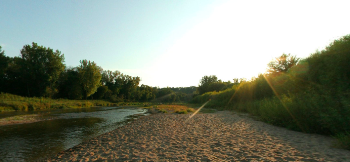 It's truly one of the most enjoyable beaches in Minnesota, and it's the perfect way to escape from other overcrowded swimming areas!
