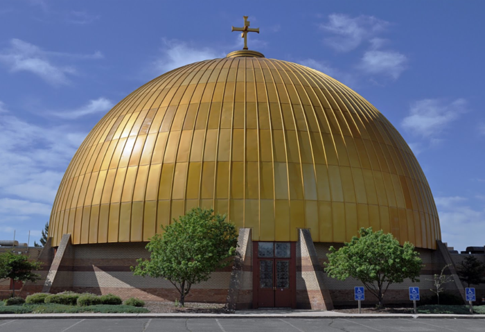 5. Greek Orthodox Cathedral of the Assumption & Community Center