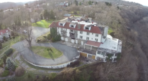 Nature Is Reclaiming This Vacant Hilltop Hotel In Harpers Ferry