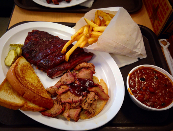 3. Eat the most delicious BBQ in the country right in Kansas City.