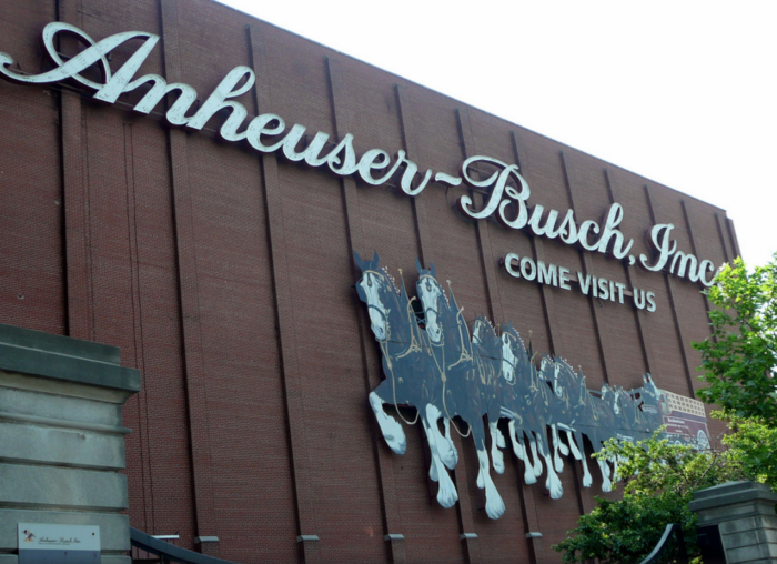 1. Visit the historic Anheuser-Busch brewery in St. Louis.