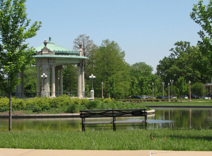 12. Spend the day in Forest Park.