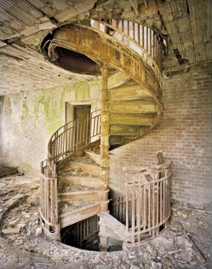 The buildings on North Brother Island have been left largely untouched since Riverside Hospital closed in 1963.