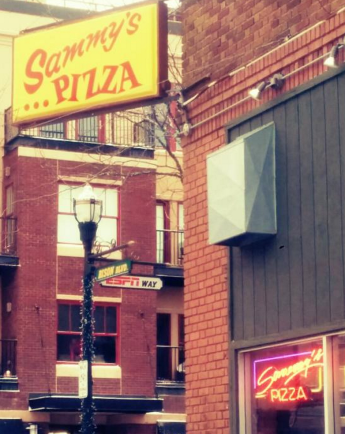 3. Sammy's Pizza & Restaurant - Fargo