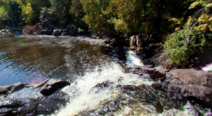 This Magical Waterfall Campground In Minnesota Is Unforgettable