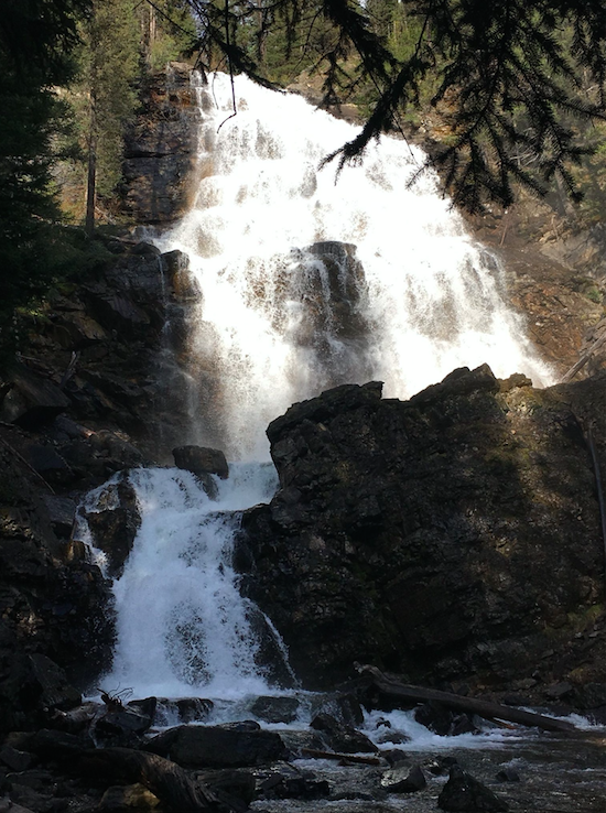 11. Hike the Morrell Falls National Recreation Trail.