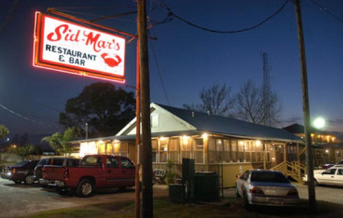 7. Sid-Mar's New Orleans, Bucktown