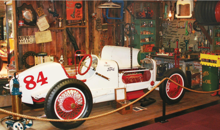 9. Museum of American Speed, Lincoln