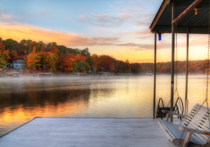 15. Lake of the Ozarks State Park