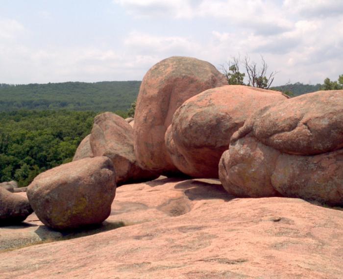 6. Elephant Rocks State Park - Belleview