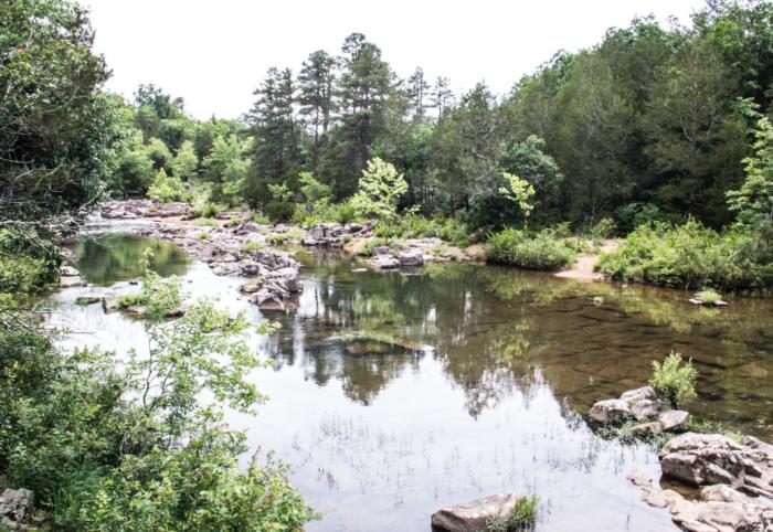9. Marble Creek - Arcadia