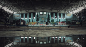 The Story Behind This Decaying Olympic-Sized Ice Arena Is Truly Tragic