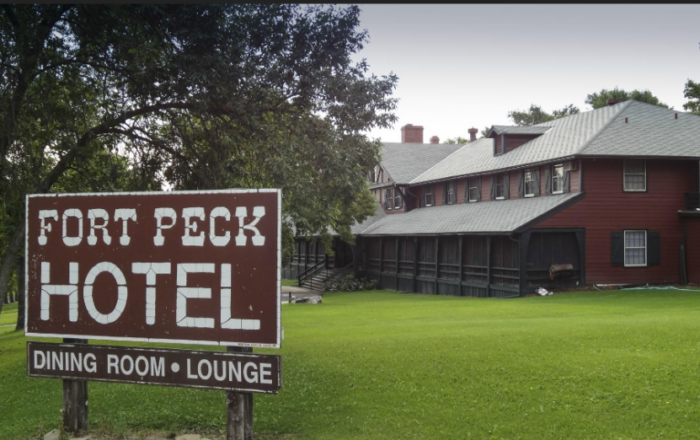 2. Fort Peck Hotel