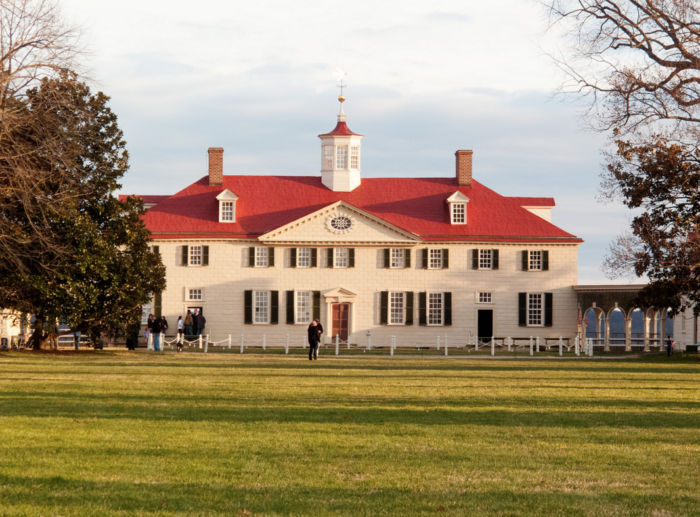 5. You've visited the historic homes of at least two Presidents