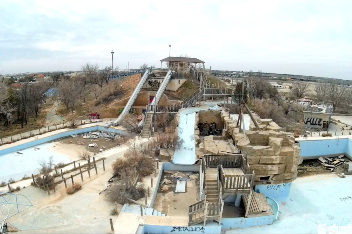 1. Water Wonderland - Texas