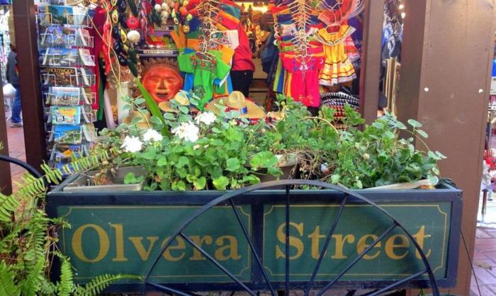 8. Olvera Street